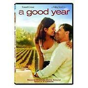 A Good Year DVD