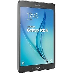 Samsung Galaxy Tab A 9.7in 16GB Tablet – Titanium ( Not Working)
