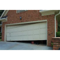 Garage Door Repairs needed?? We can help!