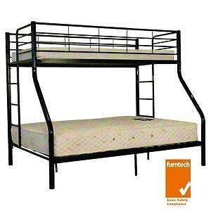 trio bunks trio bunk bed double bunk single bunk  $300 NEW Old Guildford Fairfield Area Preview