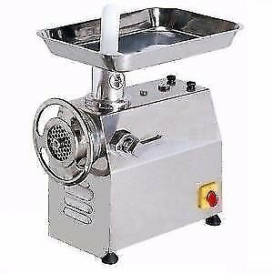 MEAT MINCER COMMERCIAL BUTCHERS MEAT GRINDER 22