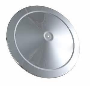 """14"""" Chromed air Cleaner lids"""