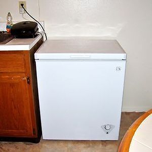 5.1 cu. ft Kenmore Chest Freezer - Works Great