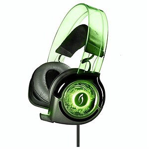 PDP Afterglow Universal Wired gaming Headset-green - NEW in box