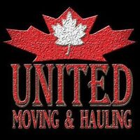 United Moving & Hauling ..Professionals With The Lowest Prices