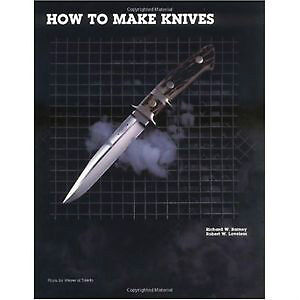 Book - How to make knives - Bob Loveless