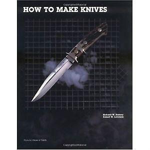 Book - How to make knives - Bob Loveless Stratford Kitchener Area image 1
