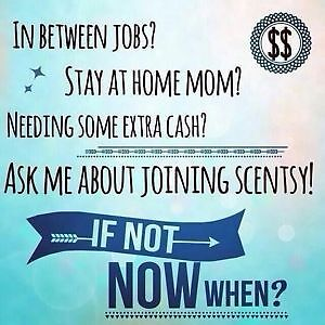 Join my Scentsy team today