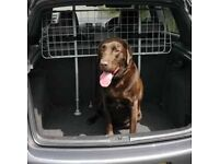 Dog Guard - used once - £5.00