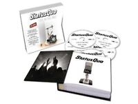Status Quo ‎– Live At The BBC ; Ultra-Rare Deleted 7-CD + DVD Box Set ; New and Sealed