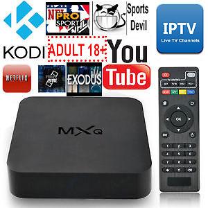 My Amazing TV Kodi Android TV Box Sales