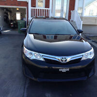 permis taxi montreal t11 avec voiture 2012 Toyota Camry Berline