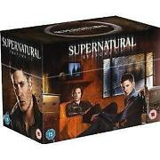 Supernatural Season 1-7