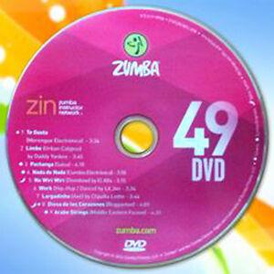 Zumba Zin 49 DVD
