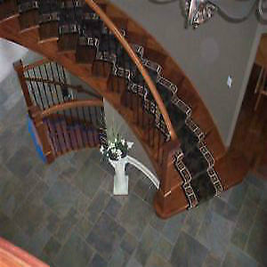 Supply And Install Carpet on your Stairs    Supply and install