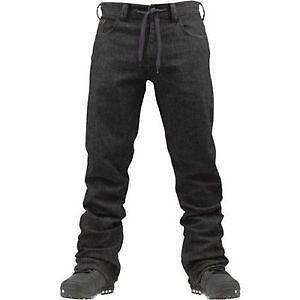 b9b7c4f330ff Burton Denim Snowboard Pants