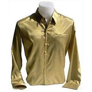 2e12a7e64fb31 Men s Thai Silk Shirt