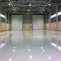 polished concrete, epoxy , concrete coatings, concrete repairs
