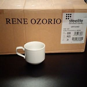 Brand new Steelite coffee / tea cups