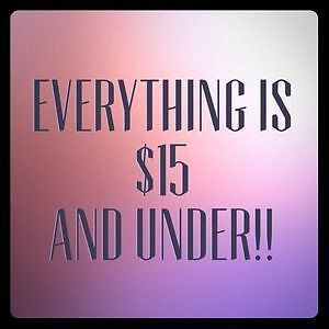 Collectible Items - $15 or less - Everything Must Go!