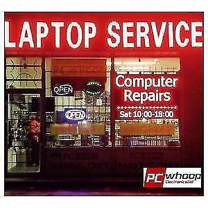 PCwhoop Computer Sales & Repair Edmonton. Best Prices! Best Service!