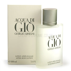 Acqua Di Gio 100ml for men by Giorgio Armani
