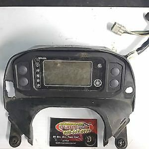 2002 Yamaha GRIZZLY 660 SPEEDOMETER ASSY