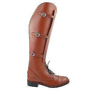 Riding Boots - Brown, Wide Calf, Tory Burch, Women's | eBay