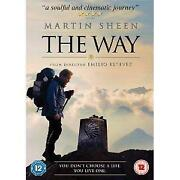 The Way DVD Martin Sheen