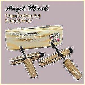 300% extension de cils mascara waterproof gel+fibre.