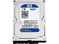 "Wd Blue WD10EZEX 1 Tb 3.5"" Internal Hard Drive Sata 7200Rpm 64 Mb Buffer"