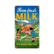 Vintage Farm Sign