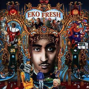 Eko Fresh - Eksodus 2CD NEU OVP 2013