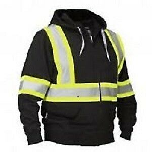 High-visibility-safety-strip-workwear-reflective-construction-cl