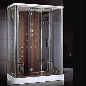 NEW DZ956F8 Steam Shower 59.1x35.4x87