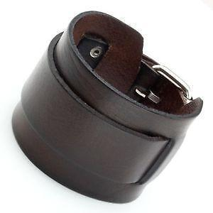 Women S Brown Leather Bracelet