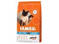 IAMS Cat Food 10kg