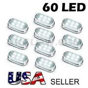 Motorcycle White LED Kit