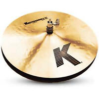 "14"" Zildjian K Mastersound Hats OR 14"" Zildjian K Hybrid Hats"