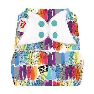 Flip Organic Day Pack - Cloth Diapers for the Day! Gatineau Ottawa / Gatineau Area image 5