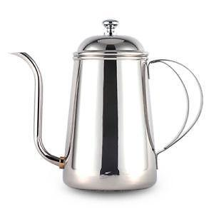 Stainless Steel Drip Coffee Pot