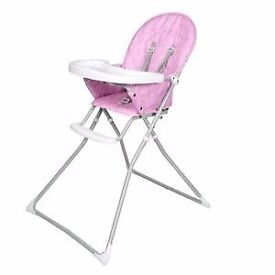 red kite compact high chair