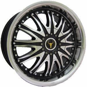 """Ox Wheels OX604 MB 15x7"""" 4x100/114.3 Howrah Clarence Area Preview"""