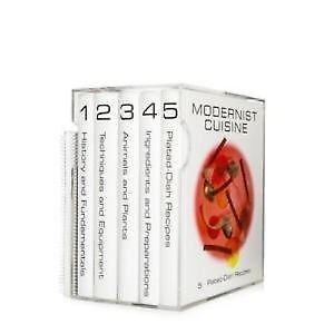 Modernist Cuisine : The Art and Science of Cooking by Maxime Bil
