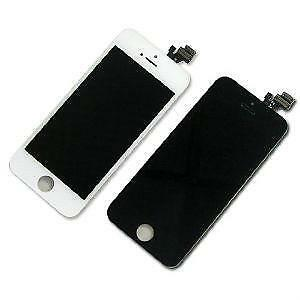 Apple Iphone 5 lcd  w/ store warranty, broken cellphone?