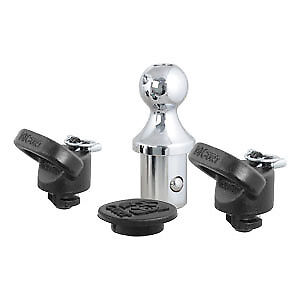 Goose neck Hitch Ball for trucks with OEM 30K package