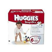Diapers Size 6