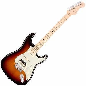 Strat HSS Fender American Pro 0113042700 remplace les Americaine Standard  USA