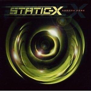 STATIC-X - SHADOW ZONE CD ROCK 13 TRACKS NEU
