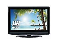 Brand new in the box E-motion 24 inch full hd tv dvd combi